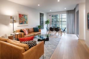 Orange Stay Townhouses, Apartments  Melbourne - big - 25