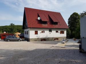 Rustic Lodge Plitvice, Bed and Breakfasts  Jezerce - big - 62