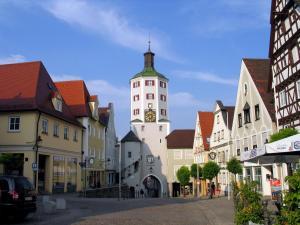 A Hotelcom Brauereigasthof Zur Münz Hotel Günzburg Deutschland