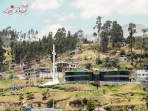 Hostal La Rosa Otavalo, Hostels  Otavalo - big - 56
