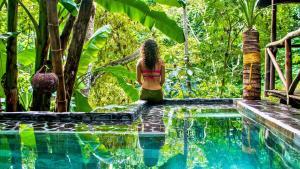 Canaima Chill House, Hotely  Santa Teresa Beach - big - 33