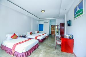 Visoth Angkor Residence, Отели  Сиемреап - big - 30