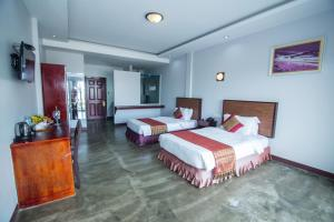 Visoth Angkor Residence, Отели  Сиемреап - big - 36