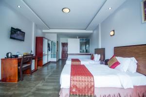Visoth Angkor Residence, Отели  Сиемреап - big - 31
