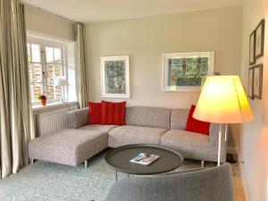 Kleiner Ulenhof, Appartamenti  Wenningstedt - big - 53