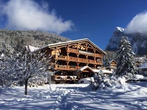 Location gîte, chambres d'hotes Residence Hôtelière La Renardiere dans le département Haute Savoie 74