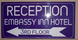 Embassy Inn Hotel, Hotely  Dháka - big - 30