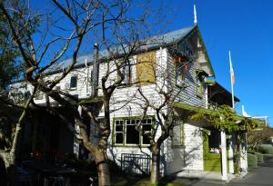 The Greytown Hotel, Locande  Greytown - big - 22