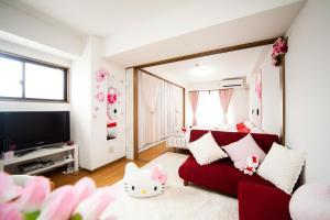 Shinsaibashi 8ppl, Апартаменты  Осака - big - 1