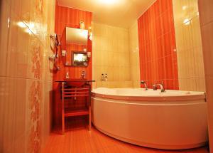 Apartment na Bulvare Pobedy - Podkletnoye