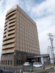 Auberges de jeunesse - Hotel Route-Inn Higashimuroran Ekimae