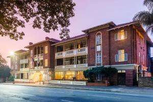 Imperial Hotel by Misty Blue Hotels, Hotely  Pietermaritzburg - big - 38