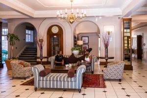 Imperial hotel by Misty blue hotels, Szállodák  Pietermaritzburg - big - 41