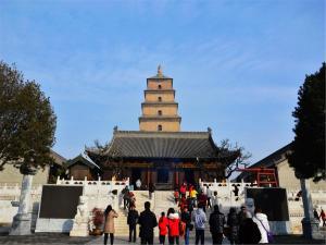 Tianyu Gloria Grand Hotel Xian, Hotels  Xi'an - big - 15