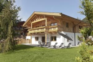 Alpenresidenz Ötztal - Apartment - Hochoetz