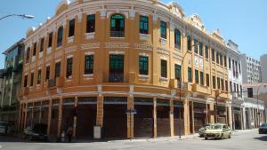 Hotel Cruz de Ouro - Río de Janeiro