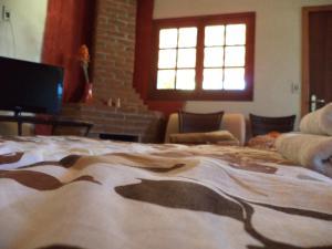 Chalés Vista Linda, Horské chaty  São Bento do Sapucaí - big - 6
