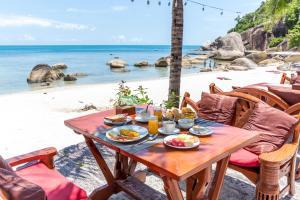 Crystal Bay Yacht Club Beach Resort, Hotely  Lamai - big - 70