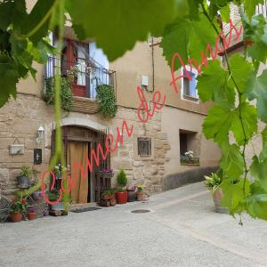 Accommodation in Colungo