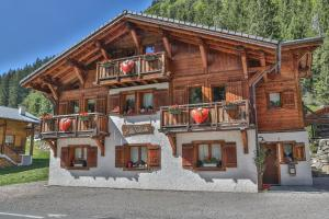 Bed and Breakfast Chalet Manava - Montriond