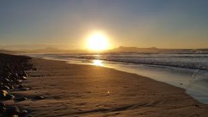 Blue Beach, Famara - Lanzarote
