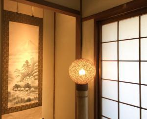 guesthouse KIWA, Penzióny  Kjóto - big - 38