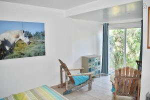 Accommodation in Maguelonne