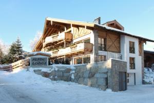 Alpin Lodge Leogang by Alpin Rentals, Apartmány  Leogang - big - 75