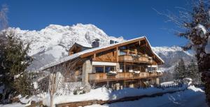 Alpin Lodge Leogang by Alpin Rentals, Apartmány  Leogang - big - 76