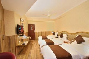 Empire International Church Street, Hotely  Bangalúr - big - 32