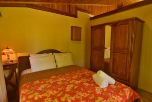 Casa Mirador, Prázdninové domy  El Castillo de la Fortuna - big - 6