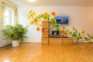 Ferienwohnung/Sauna/Balkon - Apartment - Wertach