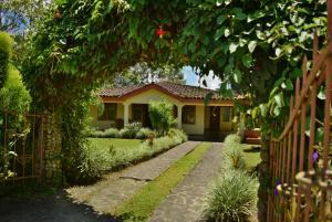 Casa Mirador, Ferienhäuser  El Castillo de la Fortuna - big - 23