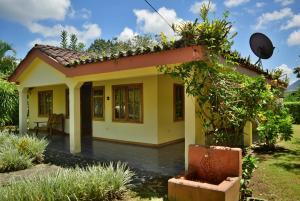 Casa Mirador, Prázdninové domy  El Castillo de la Fortuna - big - 25