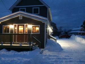 The Red Door Retreat, Case vacanze  Mohawk - big - 26