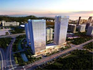 Jinan Inzone Royal Plaza Hotels, Hotely - Jinan