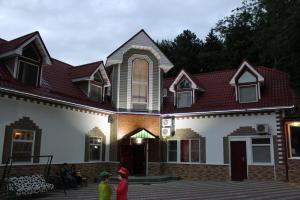 Гостевой дом Райский Уголок