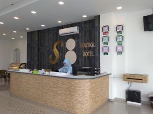 S 8 Boutique Hotel, Hotels  Sepang - big - 77