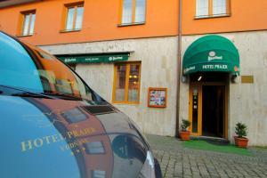Albergues - Hotel Prajer