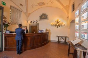 Hotel San Michele, Hotels  Cortona - big - 89