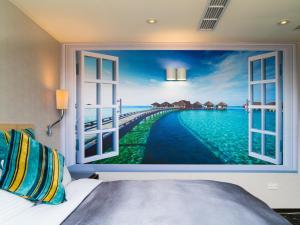 E-House Hotel, Hotely  Tchaj-pej - big - 63
