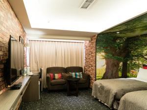 E-House Hotel, Hotely  Tchaj-pej - big - 3