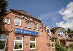 Hotel Königstein Kiel by Tulip Inn, Hotel  Kiel - big - 1