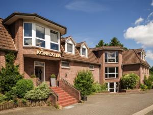 Hotel Königstein Kiel by Tulip Inn, Hotel  Kiel - big - 16