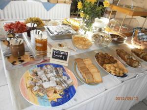 Alkyoni Beach Hotel, Hotely  Naxos Chora - big - 81