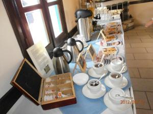 Alkyoni Beach Hotel, Hotely  Naxos Chora - big - 84