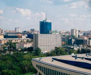 Конгресс-отель Малахит, Челябинск