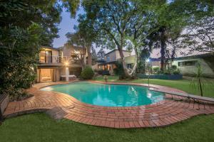 Linden Guest House, Penziony  Johannesburg - big - 40
