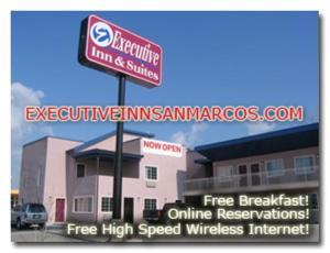 obrázek - Executive Inn and Suites San Marcos