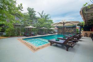 Visoth Angkor Residence, Отели  Сиемреап - big - 33